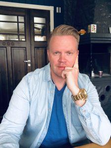 Daglig leder The Connector AS, Kjell-Ivar Sormerud